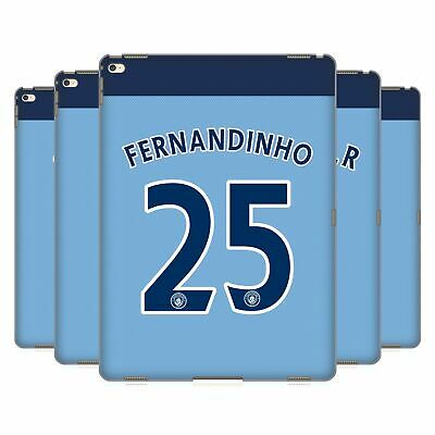 MANCHESTER CITY MAN CITY FC PLAYER HOME KIT 2016/17 GROUP 2 CASE FOR APPLE iPAD