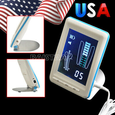 Woodpecker Style Dental Endo Root Canal Meter Apex Locator LCD Screen Clinical