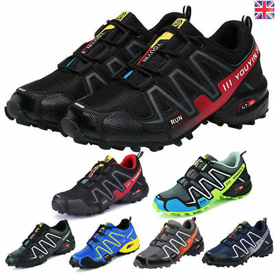 Men's Speedcross 3 Running Sports Outdoor Hiking Shoes Athletic New Sneakers xie