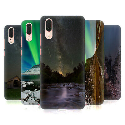 Official Michael Blanchette Night Sky Hard Back Case For Huawei Phones 1