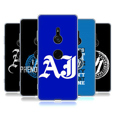 Official Wwe Aj Styles Soft Gel Case For Sony Phones 1