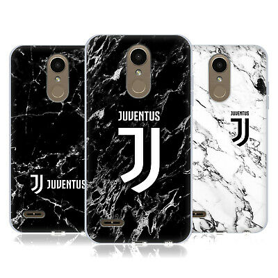 Official Juventus Football Club 2017/18 Marble Soft Gel Case For Lg Phones 1