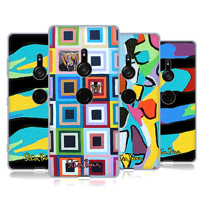 Official Steven Brown Patterns Soft Gel Case For Sony Phones 1