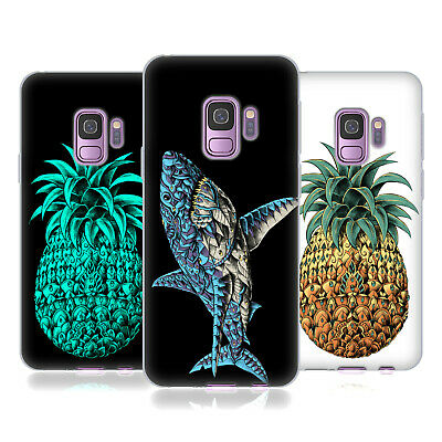 Official Bioworkz Coloured Ornate 1 Soft Gel Case For Samsung Phones 1