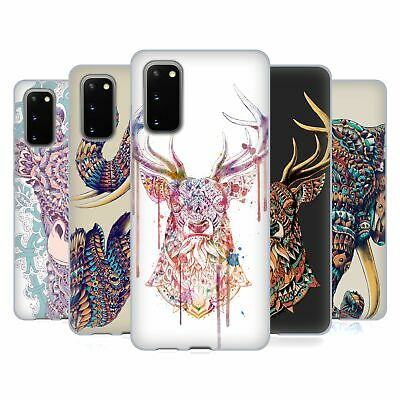 Official Bioworkz Coloured Animal Head 1 Soft Gel Case For Samsung Phones 1