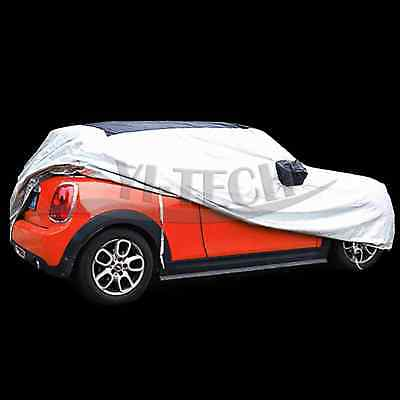 Side Wing Mirror Cover Cap for Mini Cooper F Series F54-F60 with light hole S08
