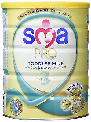SMA PRO Toddler Milk Formula Bulk Pack Fortified Vit D Calcium