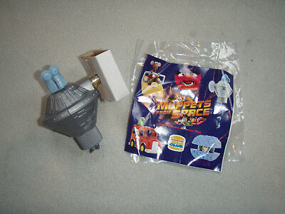 Sammeln - Gonzo - Burger King Action Figur Muppets From Space 1999 - alt