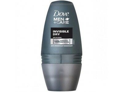 Dove Deo Roll-On Invisible Dry Hombre 50ml