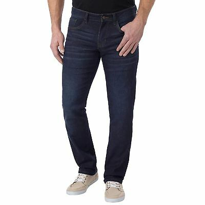 IZOD Men's Comfort Stretch Straight Fit Jeans - Various Colors and Sizes