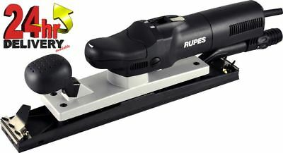 Rupes SL42AES Long Bed Electric Sander Flat Sanding Machine 5mm Orbit 70 x 400mm
