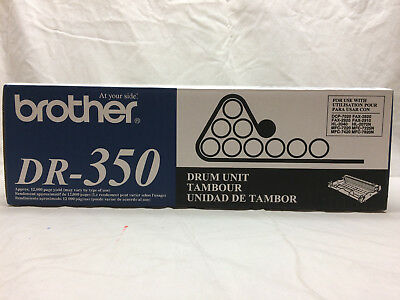 Brother DR-350 Toner Cartridge Drum Unit DCP-7020 FAX-2820