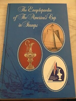 Encyclopedia Of Amercia's  Cup In stamps