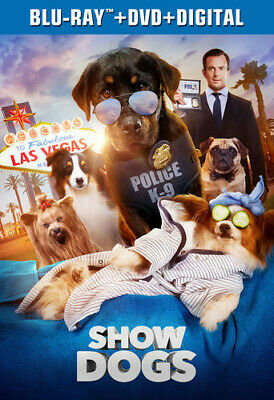 Show Dogs - 2 DISC SET (REGION A Blu-ray New)