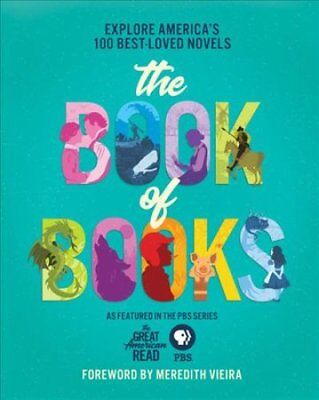 The Great American Read: the Book of Books by PBS (2018, Hardcover)