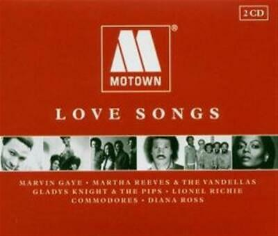 Motown Love Songs (3 CD Audio) - Various Artists