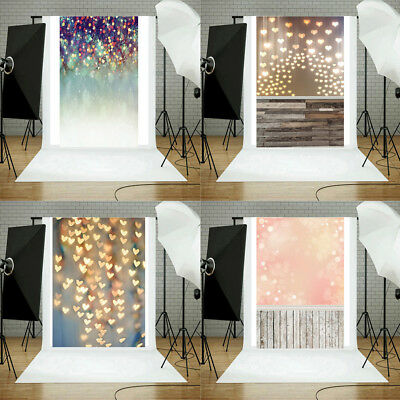 Lover Dreamlike Glitter Haloes Photography Background Studio Props Backdrop