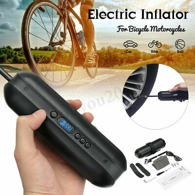 150PSI Bike Electric Inflator Bicycle Cycling Cordless Tire Air Pressure Pump