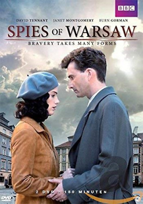 Spies Of Warsaw - Dutch Import (UK IMPORT) DVD [REGION 2] NEW