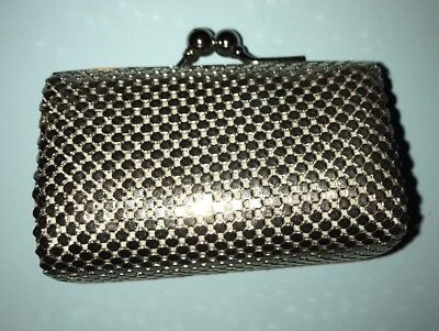 Brass Mesh Coin Purse