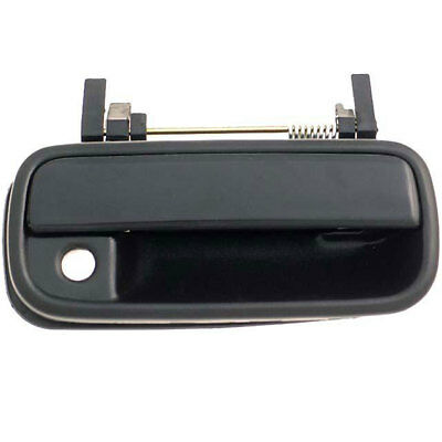 Front Right Outside Black Door Handle For Toyota 2001-04 Tacoma 1996-97 4Runner