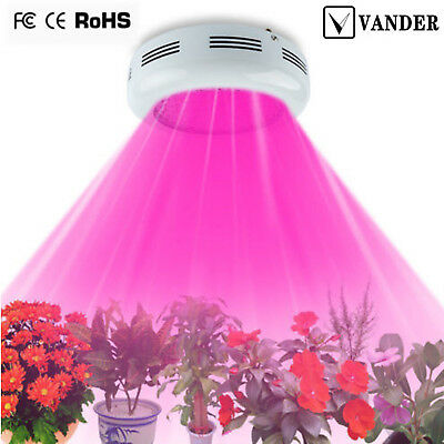 VANDER 300W Full spectrum UFO LED Grow Light for Pflanze Beleuchtung Wachs