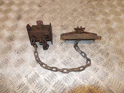 Mitsubishi Fuso Canter 3C15 2005 - 2011 Spare Wheel Tyre Carrier Chain