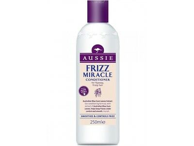 Aussie Acondicionador Frizz Miracle 250ml