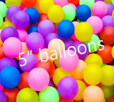 "5""inch Small Best Latex Balloons Quality Standard balloons Colour balloon Color"
