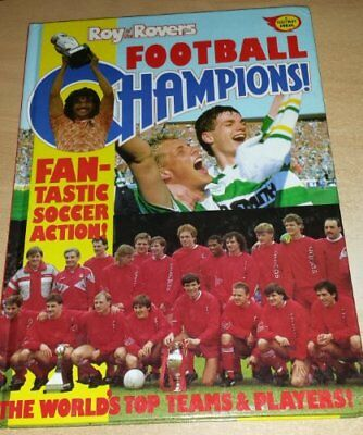 Roy of the Rovers Football Champions! Annual 1990,Various