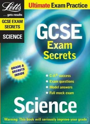 GCSE Exam Secrets: Science,Graham; Honeysett Booth