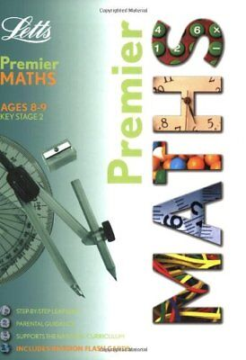 Letts Premier - KS2 Premier - Maths (8-9),Paul Broadbent