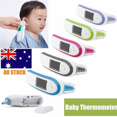 IR Infrared Digital Termometer Non-Contact Ear Baby/Adult Thermometer AH