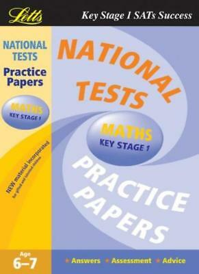 National Test Practice Papers 2003: Maths Key stage 1,Sarah Carvill