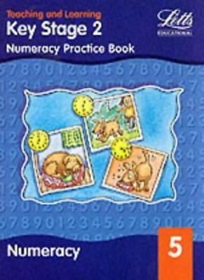 KS2 Numeracy Practice Book: Year 5 (Letts Primary Activity Books for Schools):,