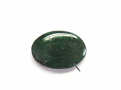 Malachit - Malachite Cabochon 36x24,8 mm 70 ct. U18593