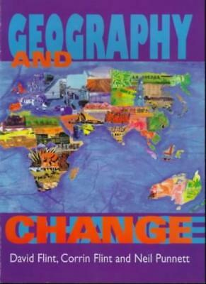 Geography and Change Pupils book,David Flint, Neil Punnett, Corrin Flint