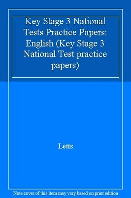 Key Stage 3 National Tests Practice Papers: English (Key Stage 3 National Test,