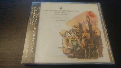 Final Fantasy Crystal Chronicles Ring of Fate:  Sound  CD Miya Records