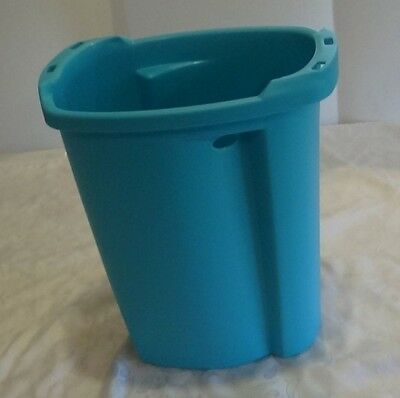 Ice Cream Maker Rival Model 8806 Replacement Part Ice Bucket Tub Canister Blue