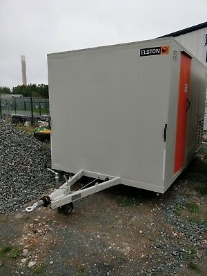 Elston towable cabin site welfare unit, canteen, toilet,  generator £3995+vat