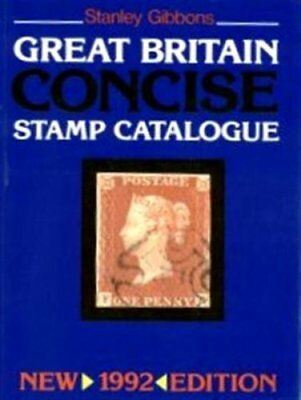 Great Britain Concise Stamp Catalogue,Stanley Gibbons, D.J. Ag ,.9780852593196