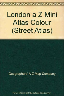 A-Z of London Mini Street Atlas,Geographers' A-Z Map Company