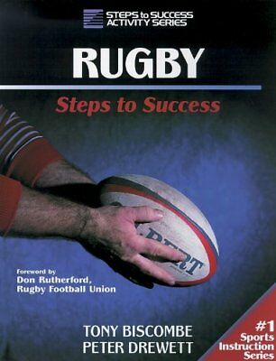 Rugby (Steps to Success),Tony Biscombe, Peter Drewett