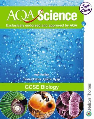 GCSE Biology (AQA Science),Ann Fullick