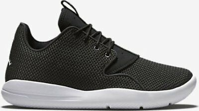 ae413588710 ... italy new jordan youth eclipse gs shoes 724042 010 black white 2a6fe  bbd36