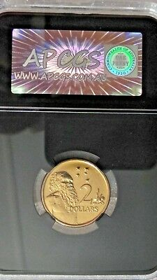 2004  CERT  CHOICE UNCIRCULATED  Two Dollar Coin - $2