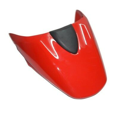 Gloss Red ABS Pillion Rear Seat Cowl Cover For Ducati monster 695 696 796 1100