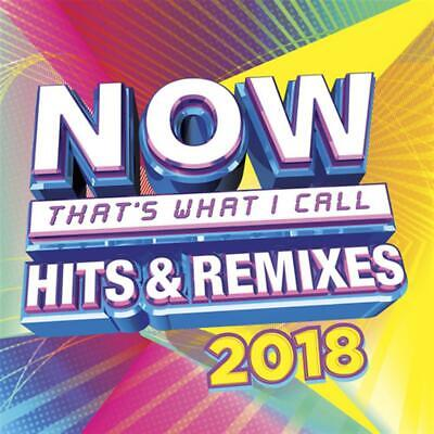 Now Thats What I Call Hits & Remixes 2018 / Various