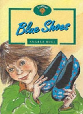 Oxford Reading Tree: Stage 12: TreeTops: Blue Shoes: Blue Shoes (Oxford Readin,